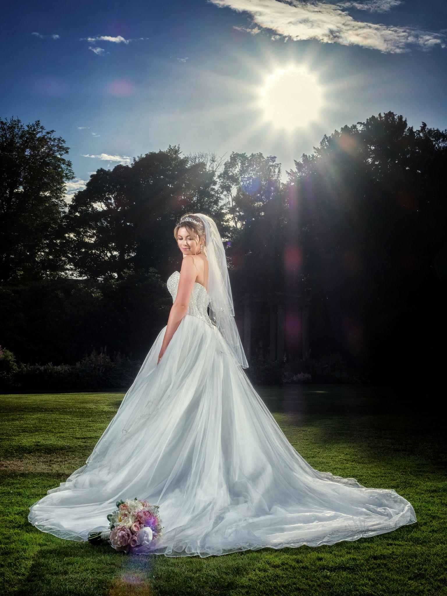 Treasure or Trash The Dress   Wedding Photographer in Lancashire ...