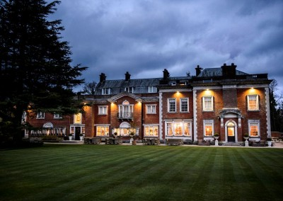 Eaves Hall, Clitheroe