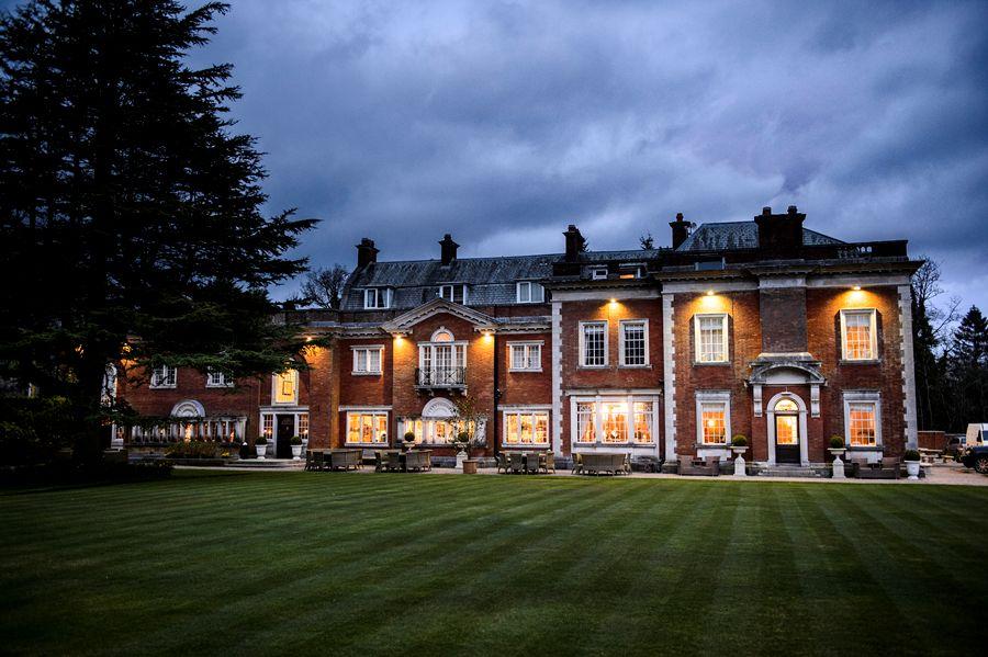 Eaves Hall – Clitheroe
